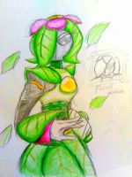 Forest Woman with bio by shadowmanwily