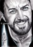 Richard Armitage, ...and we will burn together ! by jos2507