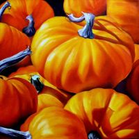 Pumpkins by Lillemut