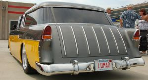 LOWMAD rear by ArtLoverPinUp