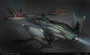 Aircraft Design by LulisLuc