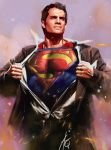 MAN OF STEEL by rudyao