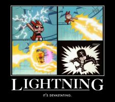 Blossom's Lightning by UltraJohn567