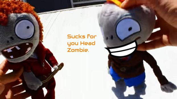 Head Zombie broke the 4th wall pt 2 by proffesor5528