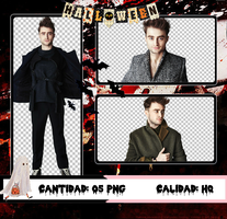 Pack Daniel Radcliffe by Naxo8tube