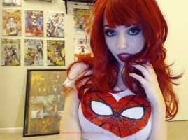 Mary Jane Watson Cosplay by DarcyNycole
