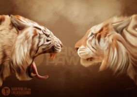 Fieras by ipawluk