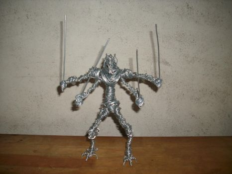 Wire General Grievous by CreepOfFear
