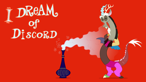 I dream of Discord by Stinkehund