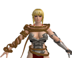 Queen's Blade Leina Vance WIP Preview by faytrobertson