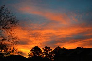 Morning Sky 12-23-12 by Tailgun2009