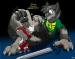 A Link To The Wolf - 6/6 (Alternate Ending) by LightningTheFox7
