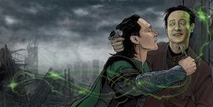 Lore and Loki by Devilry