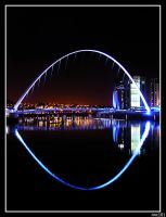 Newcastle Millenium Bridge 3 by rwc101