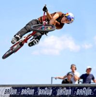 Red Bull rider by Whippet07