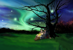 Haytham and Ziio by prince-kristian