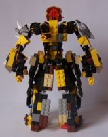 Steelax Master of Weapons (my Self-MOC) 4 by SteelJack7707