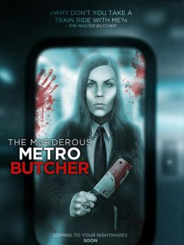 The Murderous Metro Butcher by royal-nightmare