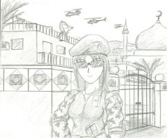MiddleEastern Vacation by Skunk-Works