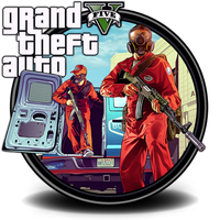 Grand Theft Auto V-v6 by edook