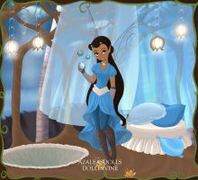 Pixie Scene Maker: Katara by moonprincess22
