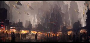 mass city by TheFirstNotorian