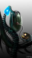 Alien Concept 002 by olivera-h