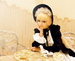 Gosick by mercurygin