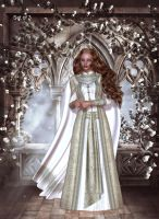 Ladies of Camelot by oldhippieart