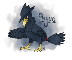 Plague by Yangyexin