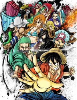 Onepiece by hyperbooster
