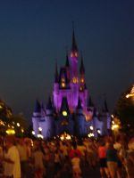 Cinderella's Castle by tay0934