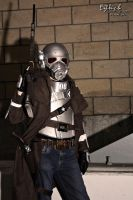 NCR Ranger cosplay by Zelvyne