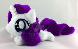 Micro Filly Rarity Beanie by TheHarley