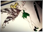 tinker bell Photo by carldraw