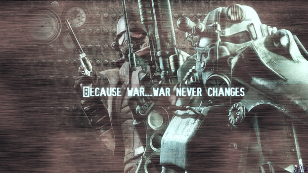 Fallout - WallPaper by TheSkyFx