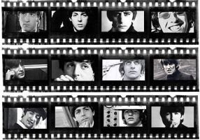 Beatles Film2 by morphinetears36