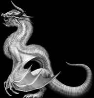 Photoshop Dragon by MadManny510