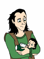 What do I do with it now..? by Baby-Loki