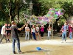 Soap Bubbles by MisterKrababbel