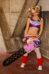 Juliet Starling ~ Lollipop Chainsaw by xReykax