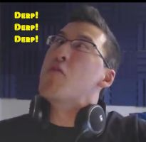 Markiplier Derp by Hados94