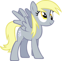 derpy hooves by freak0uo