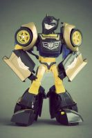 Elite Guard Bumblebee by Fanboy30
