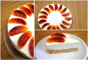 Cream Cheese Cake by pandrina