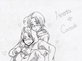Cute Americest by Art-is-life22
