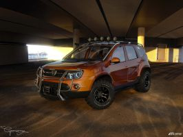 Dacia Duster Tuning 13 by cipriany