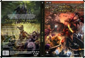 DotA DVD Cover by manchosen