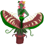 My version of audrey 2 by FireEmber345