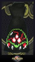 Metroid Scarf by MadMouseMedia